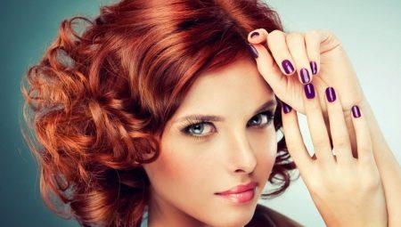 Варіанти зачісок для рудоволосих