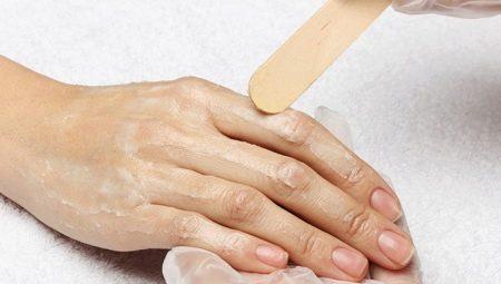 Холодна парафінотерапія для рук: що це таке і як зробити?