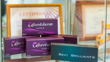 Особливості препарату для біоревіталізації Revi Brilliants