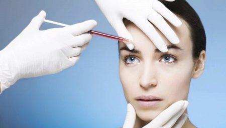 Як проходить процедура плазмолифтинга особи?