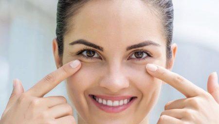 Крем навколо очей: особливості процедури та проведення на дому