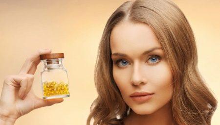 Риб'ячий жир для волосся: користь і шкода, правила застосування