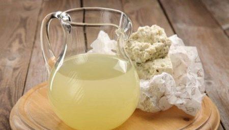 Молочна сироватка: різновиди та використання продукту