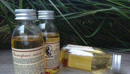 Бурштинове масло: якими властивостями володіє і як застосовується?