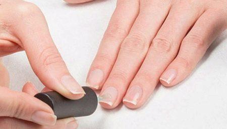 Вирівнювання нігтів: особливості, вибір засобів і технологія процедури