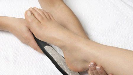 Вибираємо лазерні пилки для ніг
