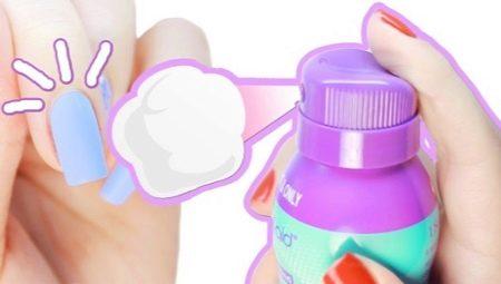Ремувер для нігтів: що це таке і як використовувати?