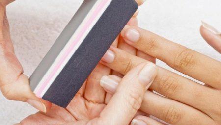 Бафи для нігтів: види, вибір і використання