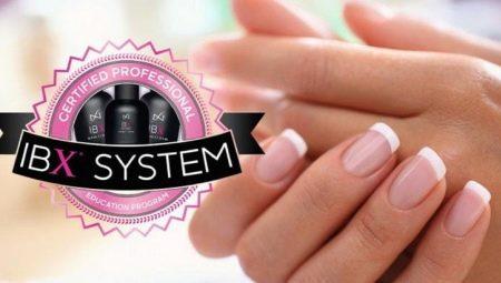 Особливості системи IBX System для зміцнення та відновлення нігтів