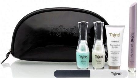Особливості і використання засобу Trind для зміцнення нігтів