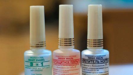 «Розумна емаль» для нігтів: особливості, види і способи застосування