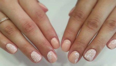 Ідеї манікюру на короткі широкі нігті