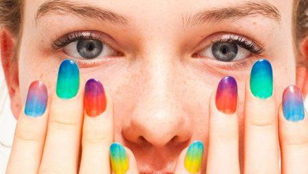 Як зробити омбре на нігтях в домашніх умовах?