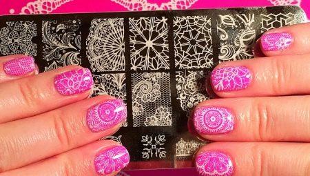 Стемпинг для нігтів: що це таке і як ним правильно користуватися?