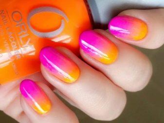 Красивий і простий дизайн нігтів