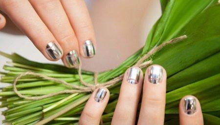 В чому особливості фольги для нігтів і як її використовувати?