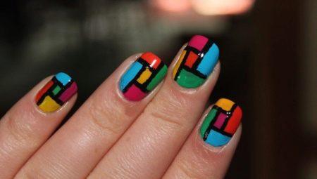 Все про малюнки на нігтях акриловими фарбами