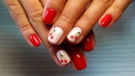 Малюнки гель-лаком на нігтях: свіжі ідеї для оригінального манікюру
