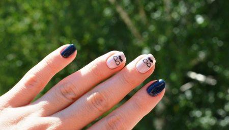 Простий дизайн нігтів гель-лаком для початківців