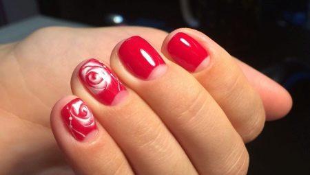 Дизайн нігтів по мокрому гель-лаку