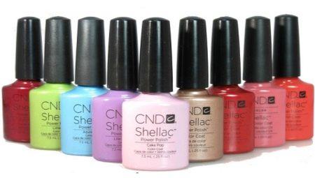 Гель-лак CND: склад, переваги і недоліки, палітра відтінків