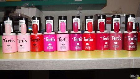 Гель-лак Tertio: особливості і палітра кольорів