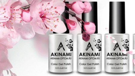 Палітра і якість гель-лаків Akinami