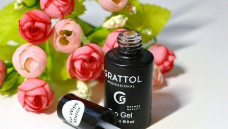Гель-лак Grattol: особливості і палітра кольорів