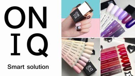 Характеристика і тонкощі застосування гель-лаку Oniq