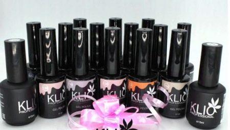 Особливості і колірна палітра гель-лаків Klio Professional