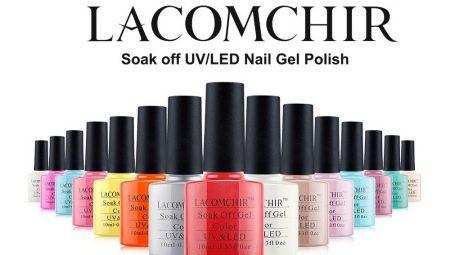 Гель-лак Lacomchir: особливості і палітра кольорів