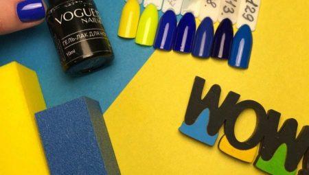 Гель-лак Vogue Nails: особливості та різноманітність відтінків