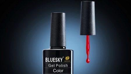 Гель-лак Bluesky: особливості і палітра кольорів