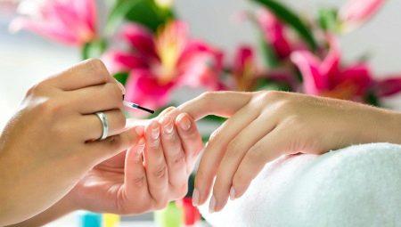 Як зміцнити нігті гелем під гель-лак?