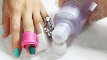 Як швидко зняти гель-лак з нігтів в домашніх умовах?
