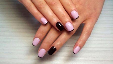Шелак на короткі нігті: колір та декор, краща форма і новинки дизайну