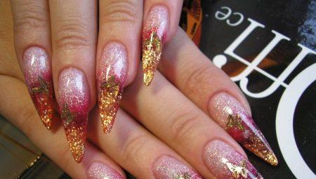 Особливості вибору довжини нарощених нігтів