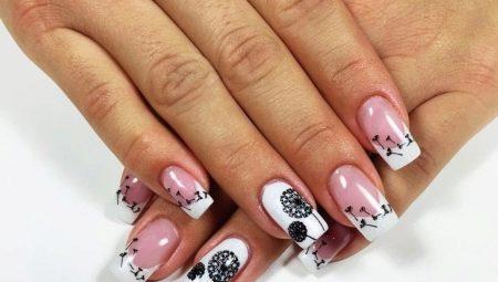 Як зробити красиві квадратні нарощені нігті?