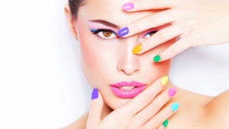 Особливості нарощування коротких нігтів