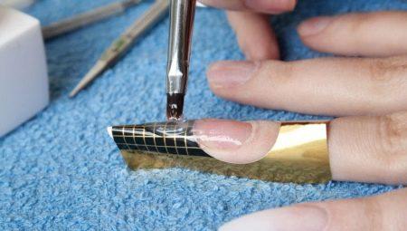 Технологія нарощування нігтів на формах