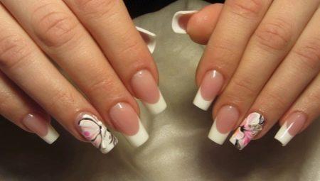 Тонкощі арочного нарощування нігтів