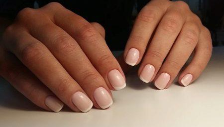 Особливості процедури нарощування на короткі нігті
