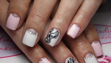 Дизайн і створення манікюру для широких нігтів