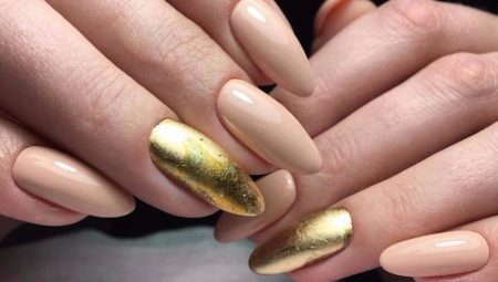 Ідеї дизайну манікюру на довгі гострі нігті