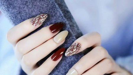 Цікаві ідеї для дизайну овальних нігтів