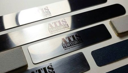 Пилки ATIS Professional: опис, вибір, достоїнства і недоліки