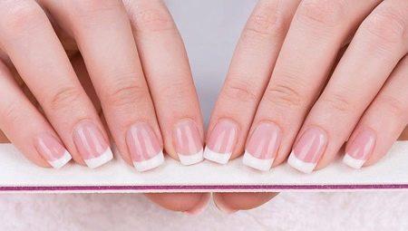 Пилки для нігтів: які бувають, як вибрати і правильно користуватися?