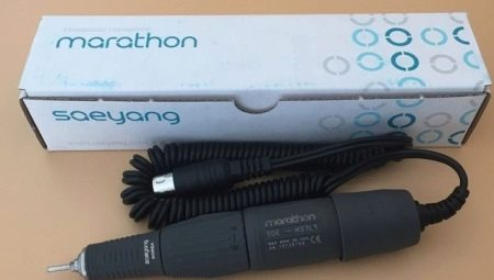 Апарат для манікюру Marathon