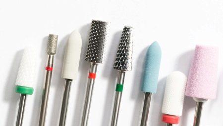 Фрези для нігтів: особливості, види та поради з вибору
