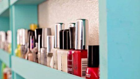 Термін придатності і особливості зберігання лаку для нігтів